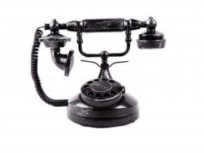 Ändrade telefontider